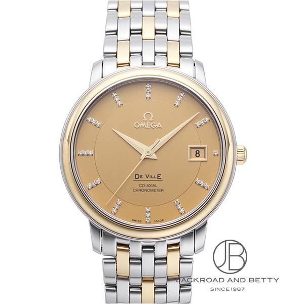 オメガ OMEGA デ・ヴィル プレステージ コーアクシャル 4374.15 新品 時計 メンズ