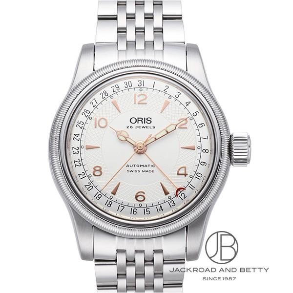 オリス ORIS ビッグクラウン ポインターデイト 754 7543 4061M 新品 時計 メンズ