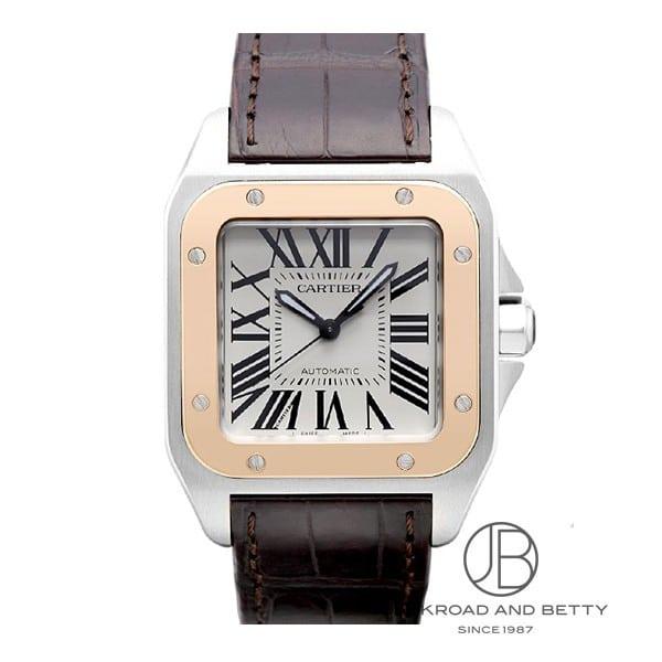 カルティエ CARTIER サントス100 MMサイズ W20107X7 【新品】 時計 レディース
