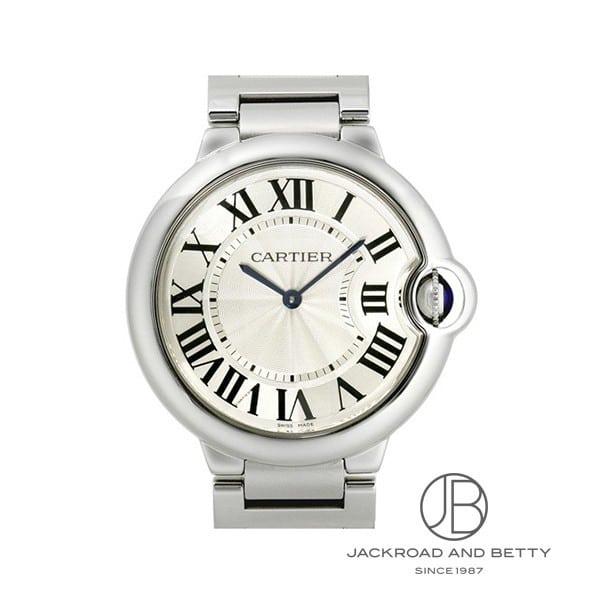 カルティエ CARTIER バロンブルー MM W69011Z4 【新品】 時計 レディース