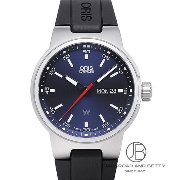 オリス ORIS ウィリアムズ デイデイト 735 7716 4155R 【新品】 時計 メンズ