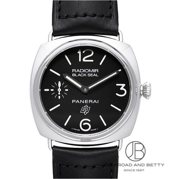 パネライ PANERAI ラジオミール ブラックシール ロゴ PAM00380 新品 時計 メンズ