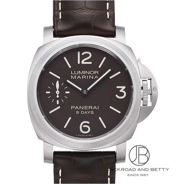 パネライ PANERAI ルミノール マリーナ 8デイズ チタニオ PAM00564 【新品】 時計 メンズ