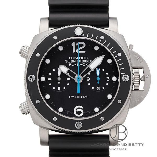 パネライ PANERAI ルミノール サブマーシブル 1950 3デイズ クロノフライバック チタニオ PAM00615 新品 時計 メンズ