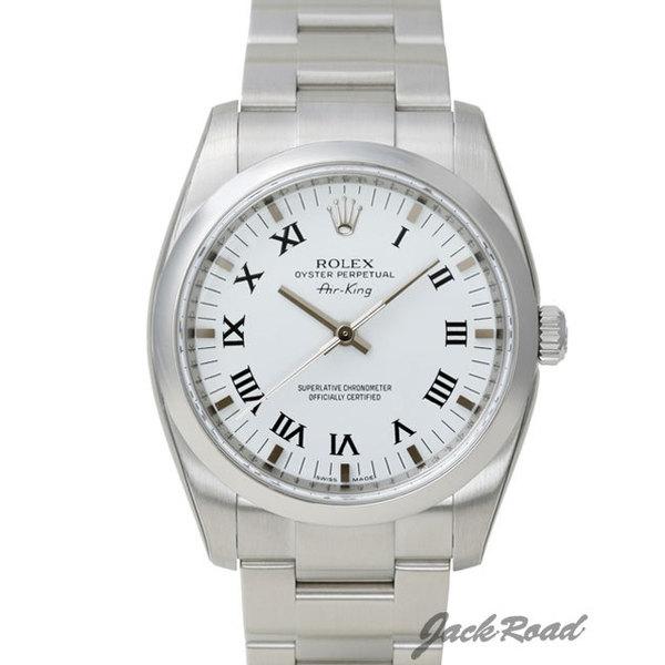 ロレックス ROLEX エアキング 114200 新品 時計 メンズ