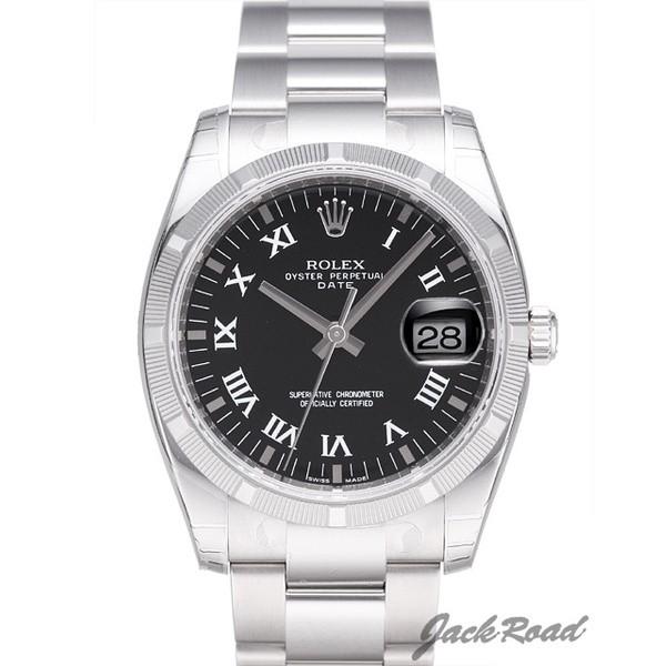 ロレックス ROLEX パーペチュアル デイト ターンド 115210 新品 時計 メンズ