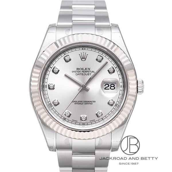 ロレックス ROLEX デイトジャストII 116334G 新品 時計 メンズ