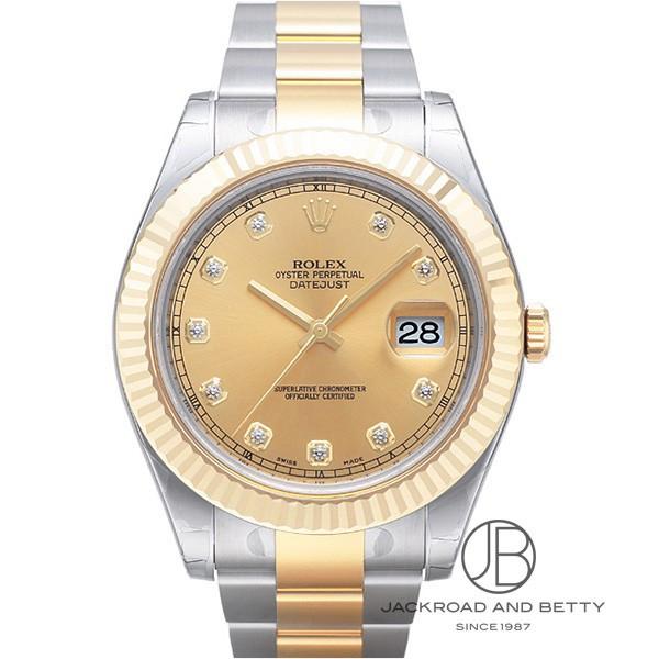 ロレックス ROLEX デイトジャストII 116333G 【新品】 時計 メンズ