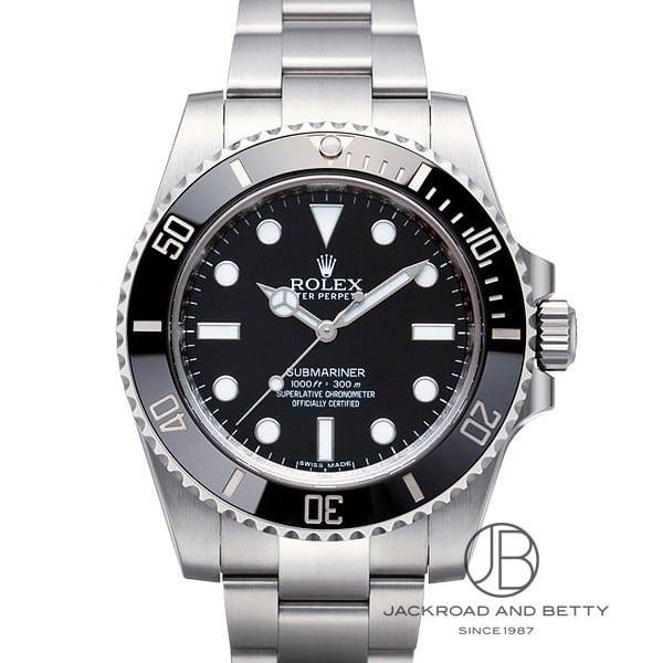 ロレックス ROLEX サブマリーナ 114060 新品 時計 メンズ|ジャックロード 【腕時計専門店】