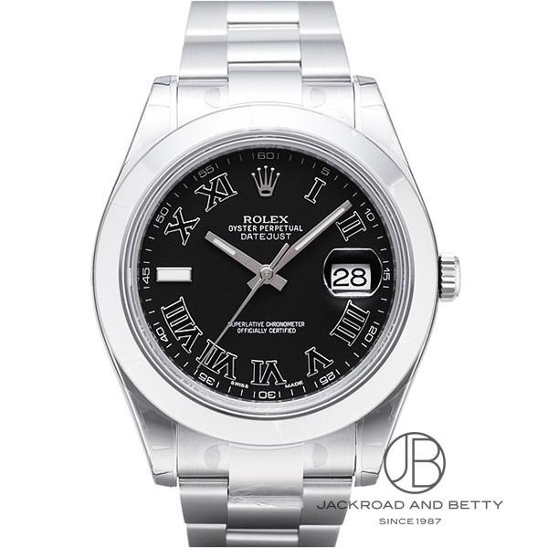 ロレックス ROLEX デイトジャストII 116300 【新品】 時計 メンズ
