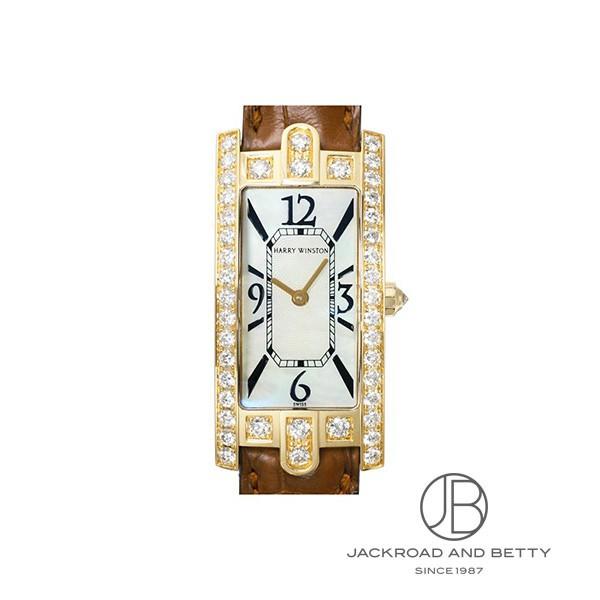 ハリー・ウィンストン HARRY WINSTON アヴェニュー 330.LQGL.M/D3.1 新品 時計 レディース