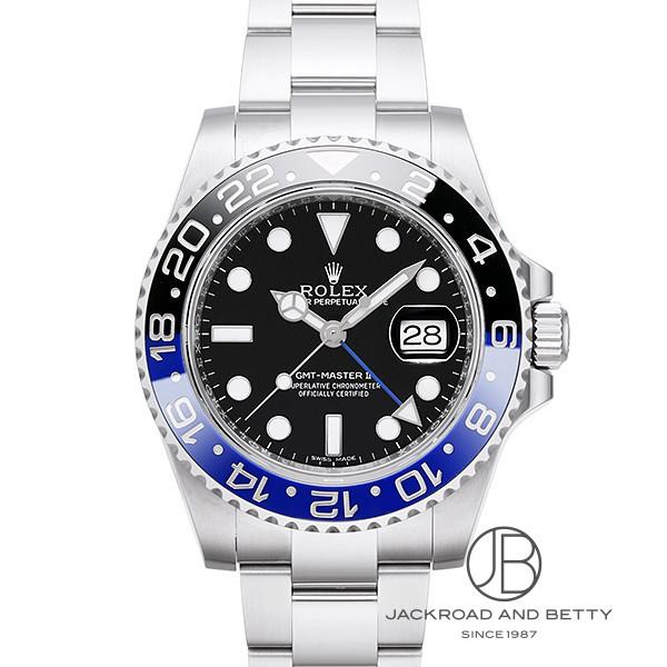 ロレックス ROLEX GMTマスターII 116710BLNR 新品 時計 メンズ
