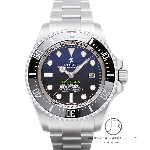 ロレックス ROLEX シードゥエラー ディープシー Dブルー 116660 新品 時計 メンズ