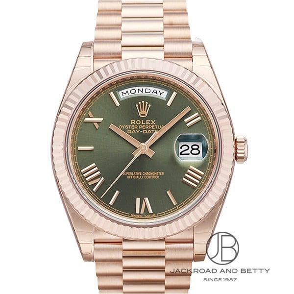 ロレックス ROLEX デイデイト 40 228235 【新品】 時計 メンズ