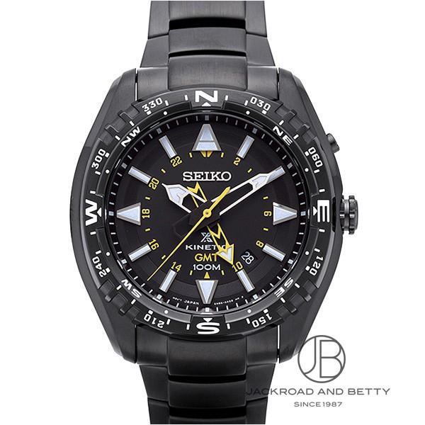 セイコー SEIKO スポーチュラ キネティック GMT SUN047P1 新品 時計 メンズ