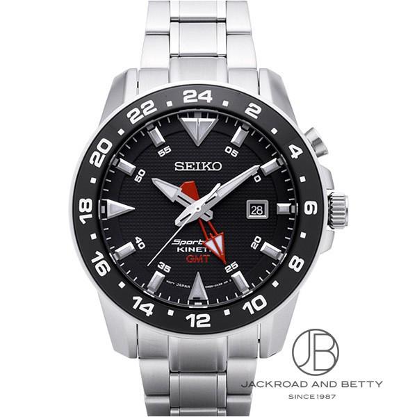 セイコー SEIKO スポーチュラ キネティック GMT SUN015P1 新品 時計 メンズ