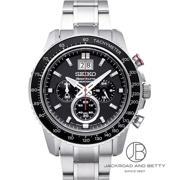 セイコー SEIKO スポーチュラ ビッグカレンダー クロノグラフ SPC137P1 新品 時計 メンズ