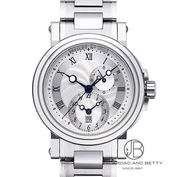 ブレゲ Breguet マリーン GMT 5857ST/12/SZ0 【新品】 時計 メンズ