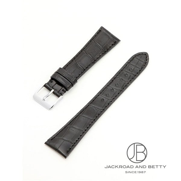 ジャックロード Jackroad ジャックロード・クロコダイル革ベルト20mm jm001 新品 その他