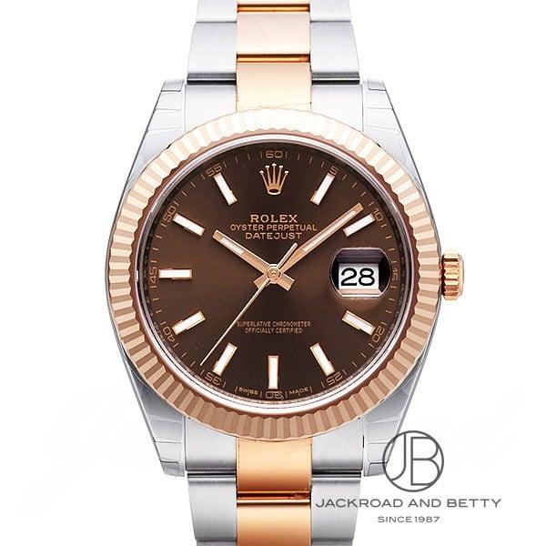 ロレックス ROLEX デイトジャスト41 126331 新品 時計 メンズ