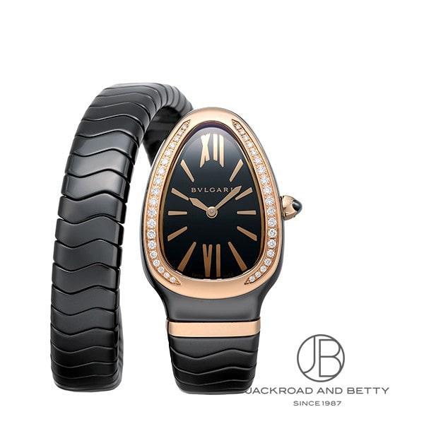 ブルガリ BVLGARI セルペンティ スピーガ SPC35BGDBCGD1.1T 【新品】 時計 レディース