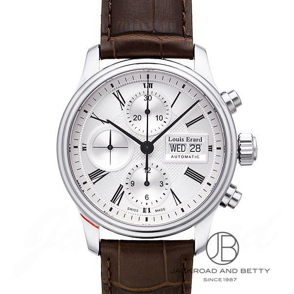 ルイ エラール Louis Erard ヘリテージ デイト クロノグラフ LE78259AA21.BDC21 【新品】 時計 メンズ