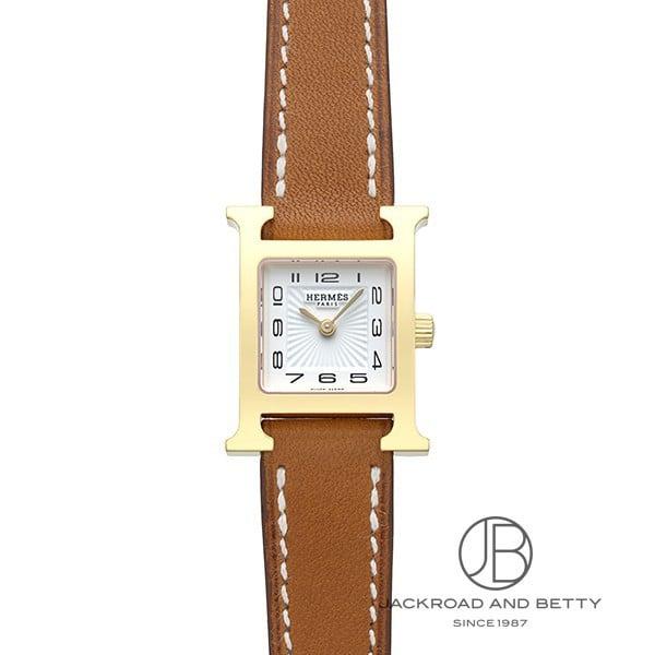 エルメス HERMES Hウォッチミニ 037963WW00 新品 時計 レディース