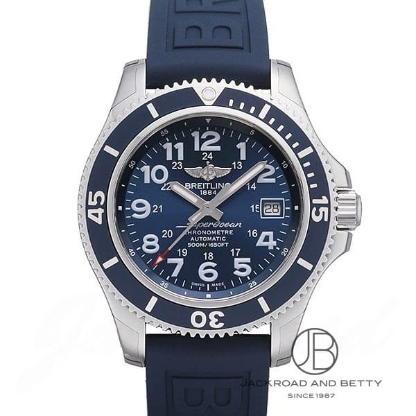 ブライトリング BREITLING スーパーオーシャンII 42 A182C15VRC 新品 時計 メンズ