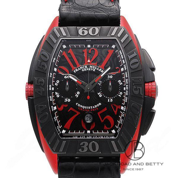 フランク・ミュラー FRANCK MULLER コンキスタドール グランプリ 9900CC DT GPG 新品 時計 メンズ