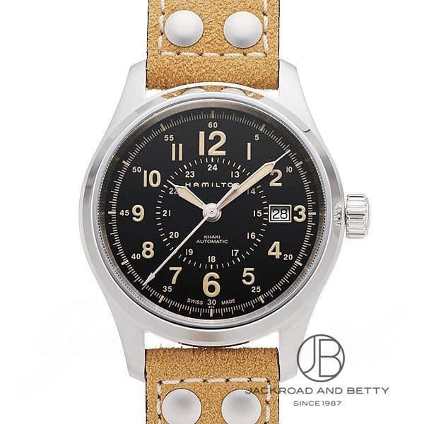 ハミルトン HAMILTON カーキ フィールド オート H70595593 【新品】 時計 メンズ