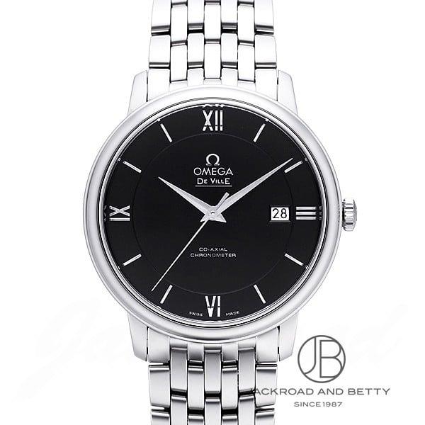 オメガ OMEGA デ・ヴィル プレステージ コーアクシャル 424.10.40.20.01.001 新品 時計 メンズ