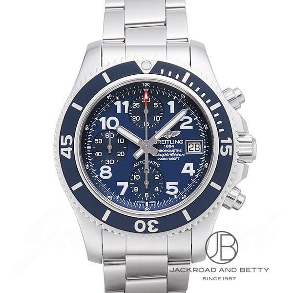 ブライトリング BREITLING スーパーオーシャン クロノグラフ 42 A108C36PSS 新品 時計 メンズ