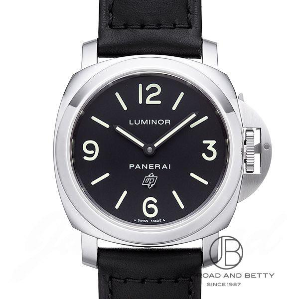 パネライ PANERAI ルミノール ベース ロゴ アッチャイオ PAM01000 新品 時計 メンズ