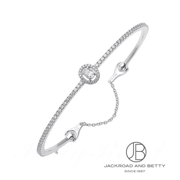 メシカ MESSIKA グラマゾン スキニー パヴェダイヤモンド ブレスレット WG 6160 新品 ジュエリー ブランドジュエリー