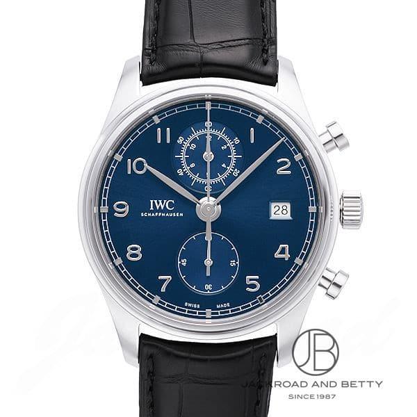 IWC IWC ポルトギーゼ クロノグラフ クラシック IW390303 【新品】 時計 メンズ