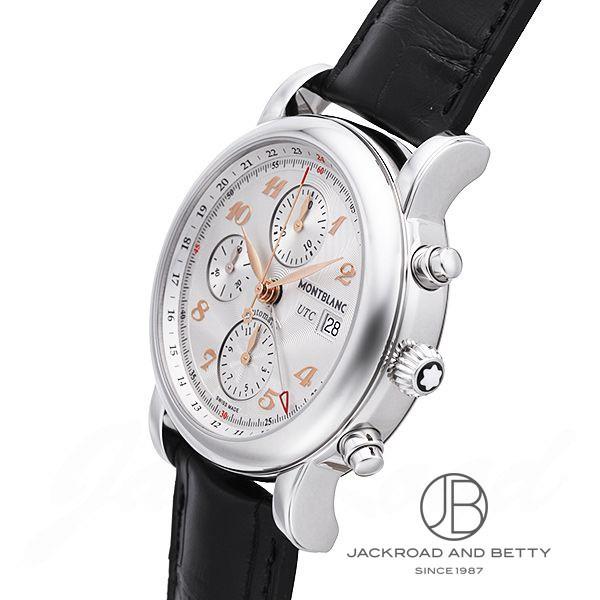 da1747a400 モンブラン MONTBLANC スター クロノグラフ UTC 110590 【新品】 時計 メンズ-メンズ腕時計 。