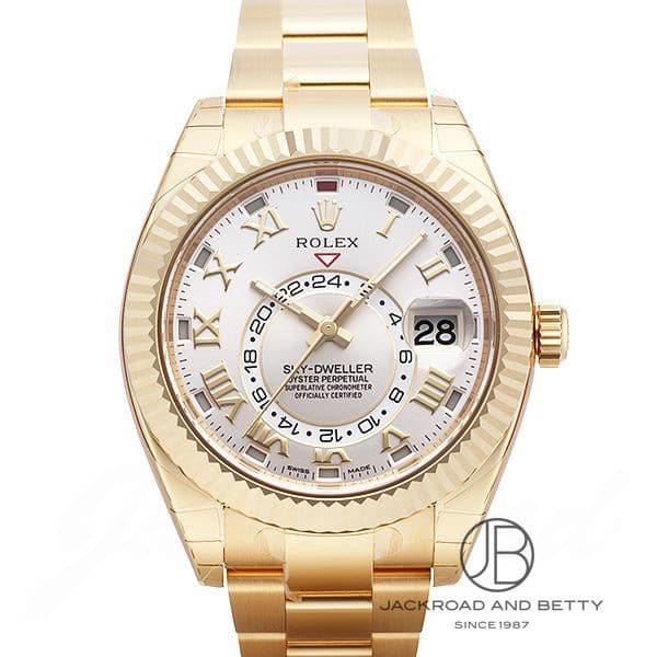 ロレックス ROLEX スカイドゥエラー 326938 【新品】 時計 メンズ