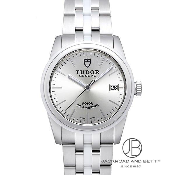 チュードル TUDOR グラマーデイト 55010W 【新品】 時計 レディース