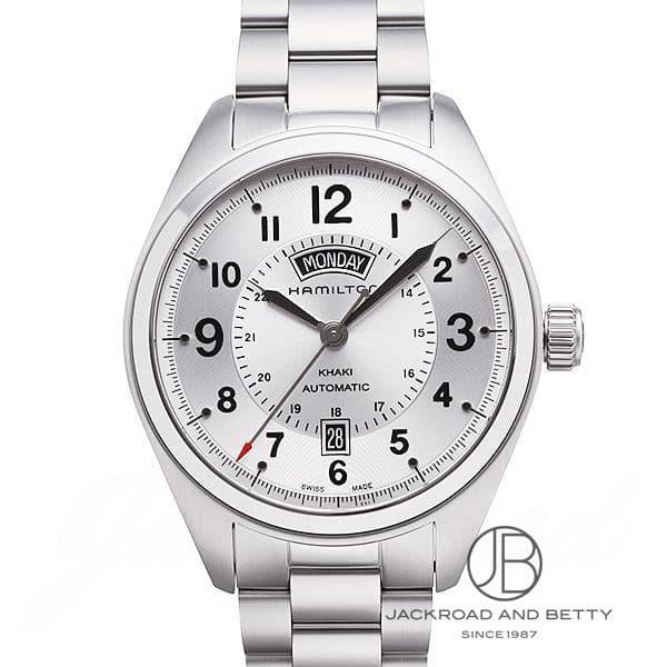 ハミルトン HAMILTON カーキ フィールド デイデイト H70505153 新品 時計 メンズ