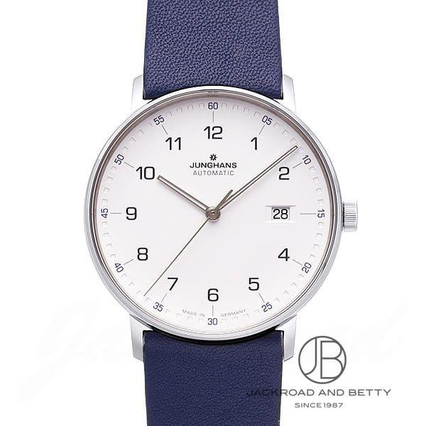 ユンハンス JUNGHANS フォーム A 027/4735.00 【新品】 時計 メンズ