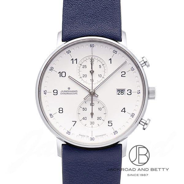 ユンハンス JUNGHANS フォーム C 041/4775.00 【新品】 時計 メンズ