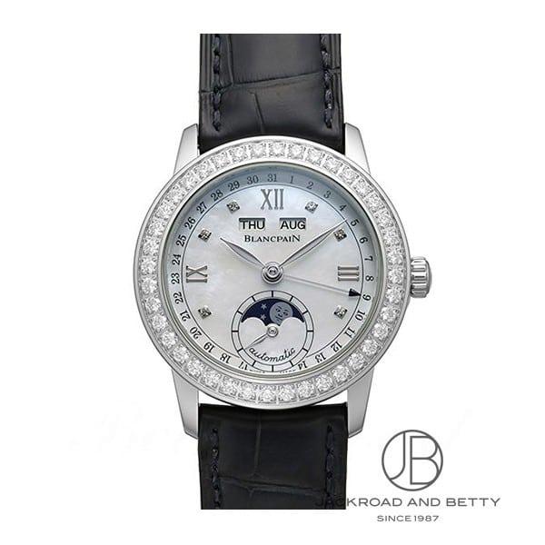 ブランパン BLANCPAIN レマン 2360-4691A-55 新品 時計 レディース
