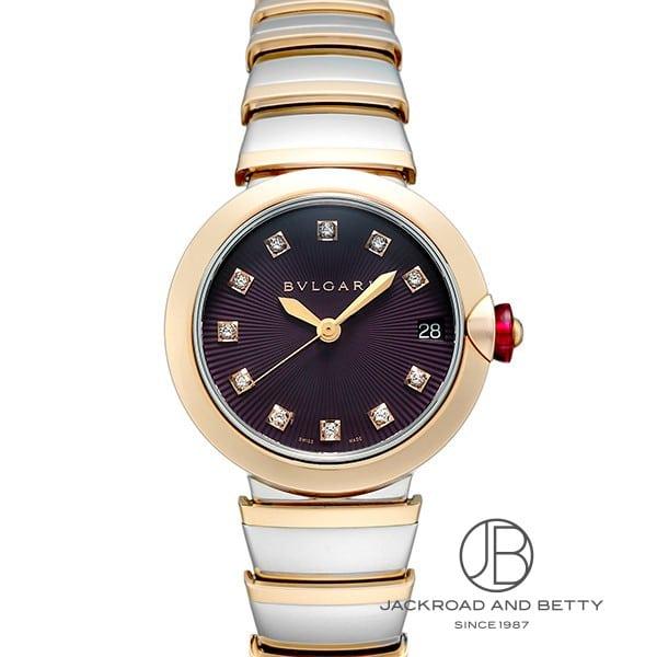 ブルガリ BVLGARI ルチェア LU33C7SPGD/11 【新品】 時計 レディース