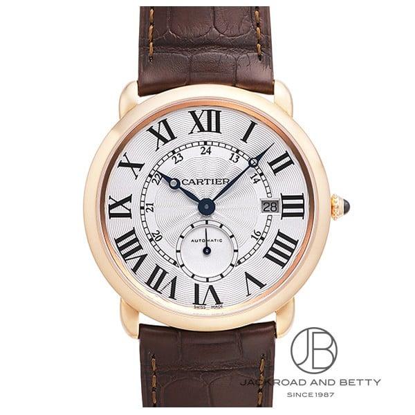 カルティエ CARTIER ロンド ルイ カルティエ W6801005 新品 時計 メンズ