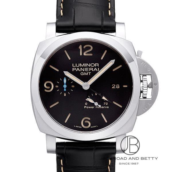 パネライ PANERAI ルミノール 1950 3デイズGMT パワーリザーブ アッチャイオ PAM01321 新品 時計 メンズ