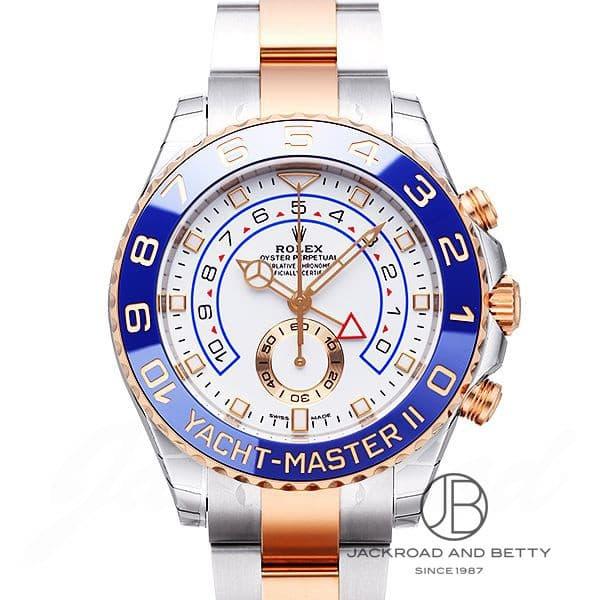 ロレックス ROLEX ヨットマスターII 116681 新品 時計 メンズ