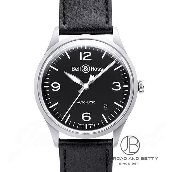 ベル&ロス BELL&ROSS ヴィンテージ BRV1-92 BRV192-BL-ST/SCA 【新品】 時計 メンズ