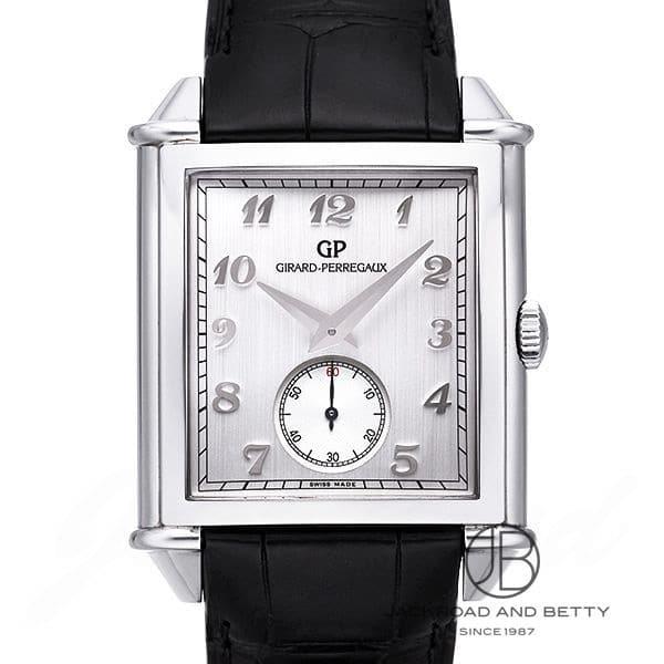 ジラール・ペルゴ GIRARD PERREGAUX ヴィンテージ 1945 XXL 25880-11-121-BB6A 【新品】 時計 メンズ