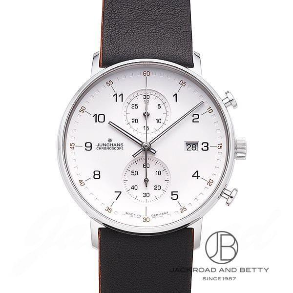 ユンハンス JUNGHANS フォーム C 041/4771.00 【新品】 時計 メンズ