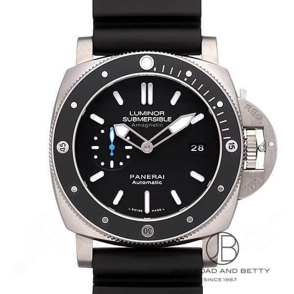 パネライ PANERAI ルミノール サブマーシブル 1950 アマグネティック 3デイズ チタニオ PAM01389 新品 時計 メンズ